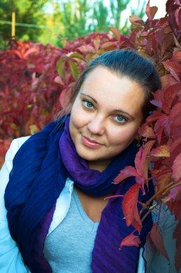 Оксана Моргунова