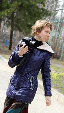 Anastasiya Lychagina