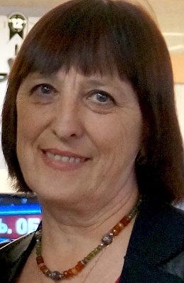 Svetlana Shalatonova