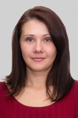 Оксана Антонова