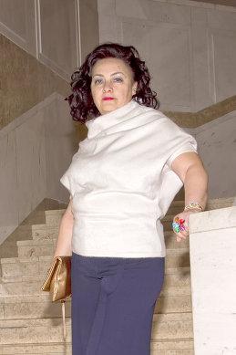 Марина Грушина