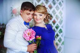 Дмитрий и Юлия Морозовы
