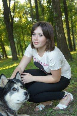 Настя Киселёва