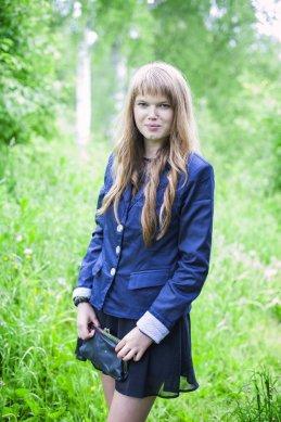 Виктория Бусарова