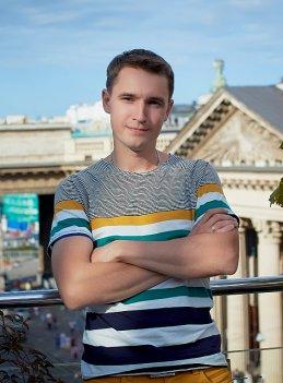 Евгений Клёпов