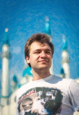 Олег Бакушкин