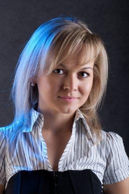 Оксана Шабрина