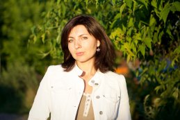 Елена Бережнева