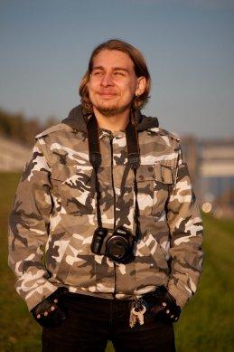 Николай Рубанов