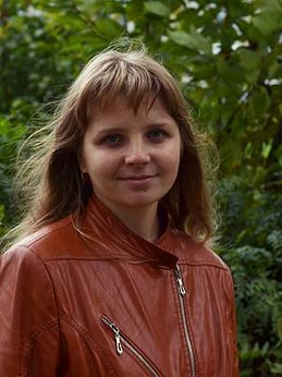 Татьяна Шамрикова