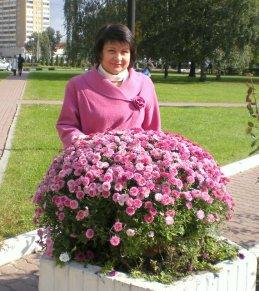Галина Бабкова
