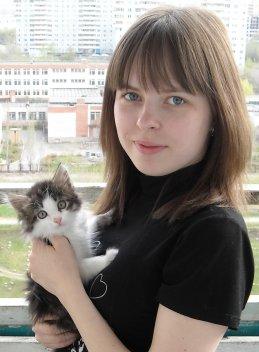 Анастасия Гапанюк (начинающий фотограф)