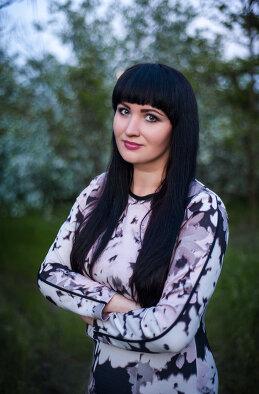 Кристина Волкова(Загальцева)
