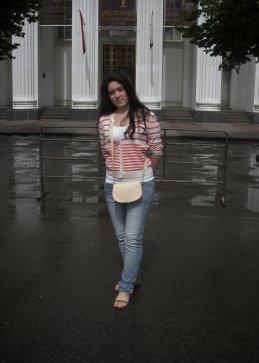 Кристина Перетокина