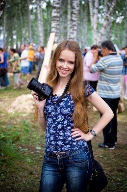 Екатерина Полонская