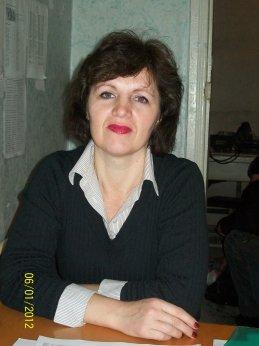 Оксана Чигарева