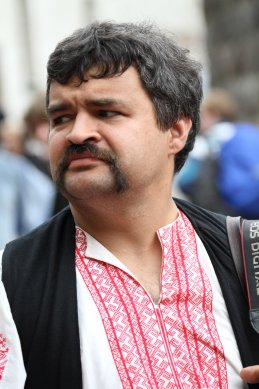 Сергей Дворко