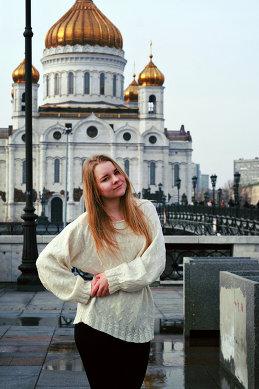 Светлана Бегинина