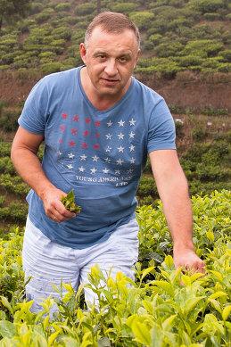 Игорь Бурченков