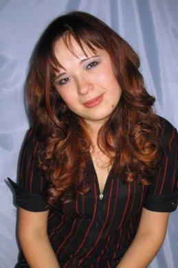 Евгения Меликова(Скаридова)