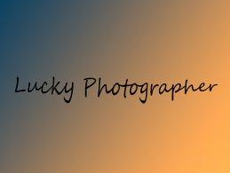 Lucky Photographer
