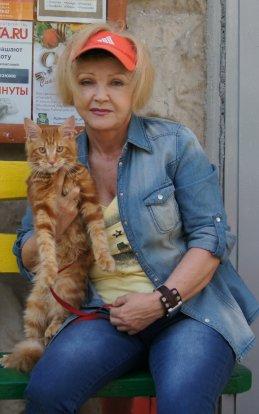 Нелли Бербечук