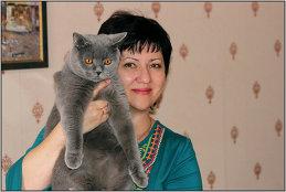 Светлана Кажинская