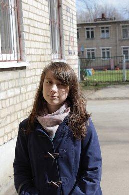 Любовь Славинская