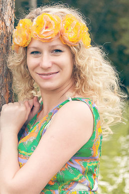 Екатерина Олюнина
