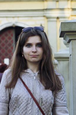 Зинаида Кукреш