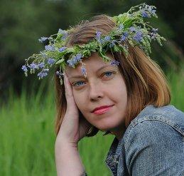 Анна Солисия Голубева