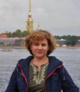 Лариса Ошкина