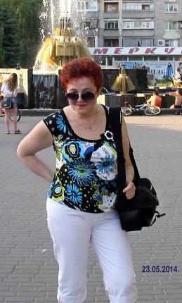 Нина Шоломицкая