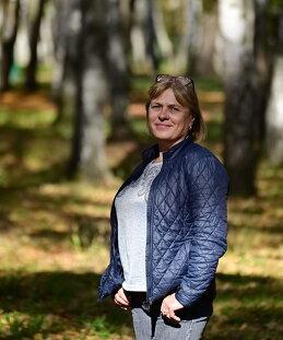 Светлана Ивановна Медведева