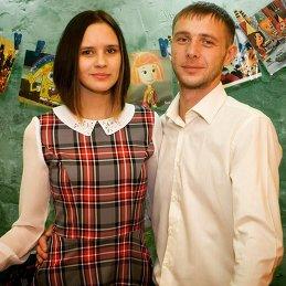 Павел и Валерия Красношлык