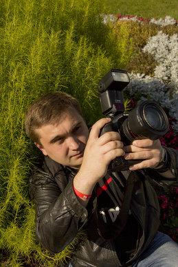 Михаил Воронкин