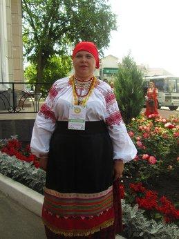 Надежда Данилова