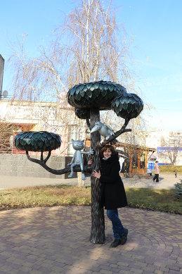 Леся Сафронова