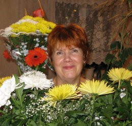 Людмила Горячева