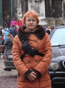 Марина Верхола