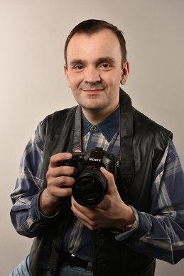 Александр Жабров