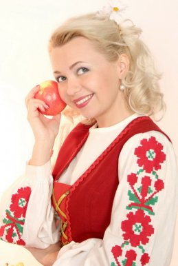 Елена Гордей