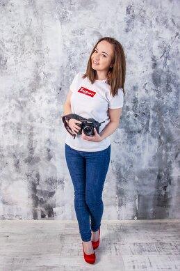 Марина Кулымова