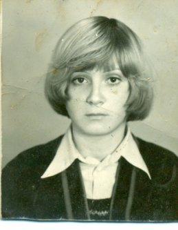 Светлана Волошина