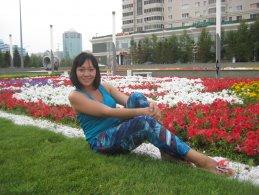 жанна игибаева