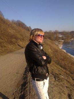 Анна Рябинина