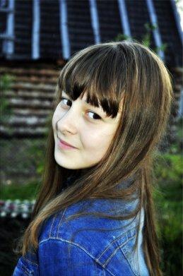 Саша Луничева