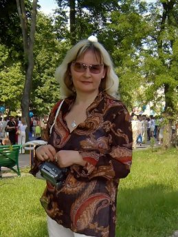 Валентина Лисенкова