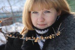 Нина Глебова