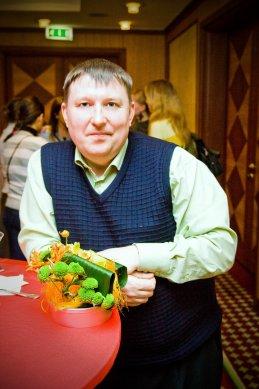 Игорь Байков